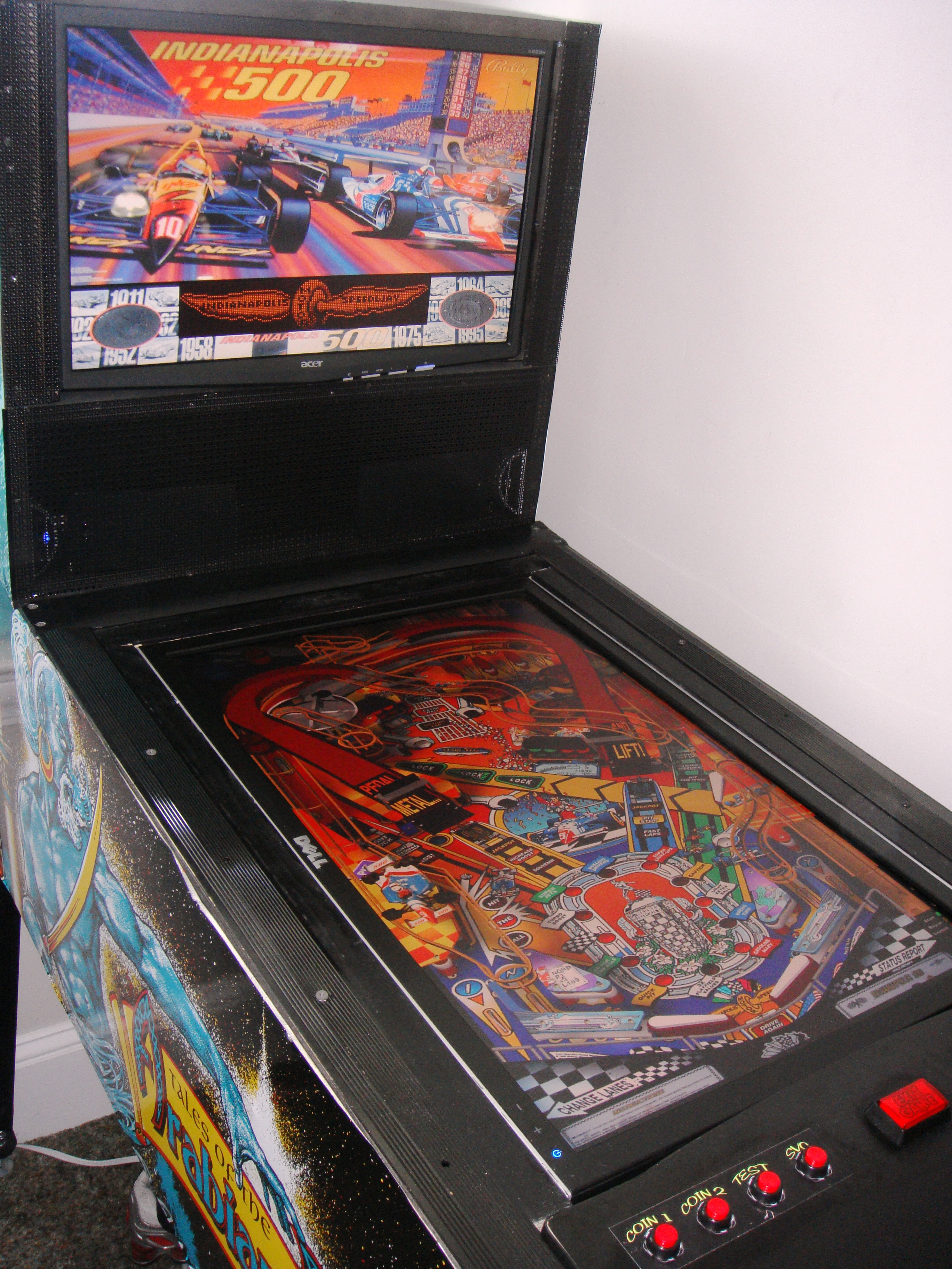Pinball Hall of Fame: The Williams Collection coming to the 360 ...